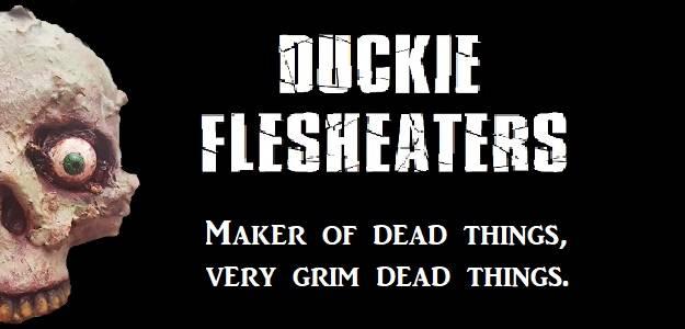 Duckie Flesheaters' Cabinet of Curiosities