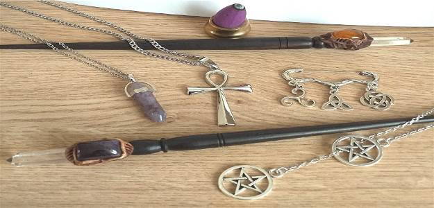 Morphia's Magic Jewels