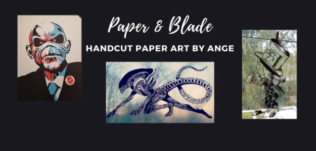 Paper & Blade