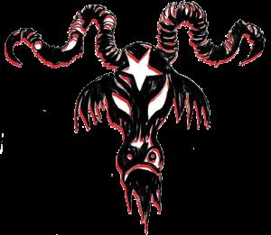 Satanic Flea Market Mascot